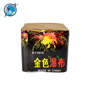 16 Shots Outdoor Cakes Fireworks