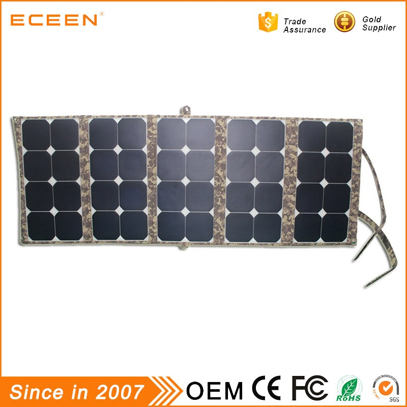 2017 Hot selling new project 130W sunpower pv roof flexible solar panel