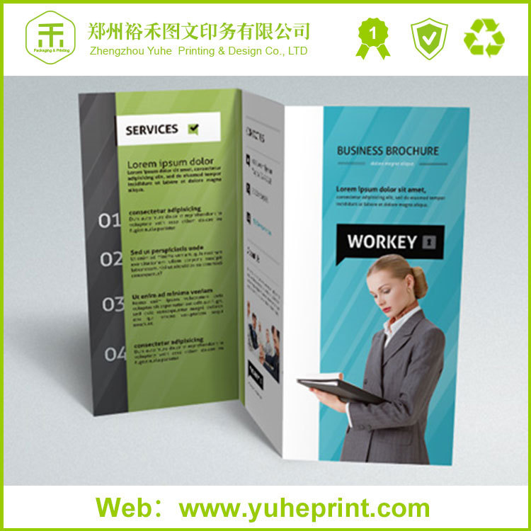 Fashion Office Conference Business Black Leather A4 Presentation Folder
