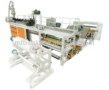 Hot Melt Adhesive Film Production Line - Buy Tpu Film ...