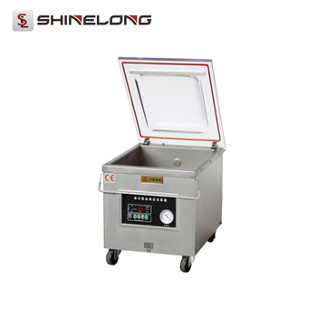 Heavy Duty Cheese Industrial Used Food Vacuum Packaging Machine