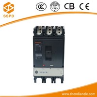 Highly top electrical products 3poles number NSX 630amp 3p electrical switch residual current circuit breaker