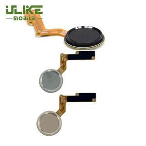 Original New Flex For LG K10 2017 M250 Home Button Fingerprint Sensor Touch  Flex Cable