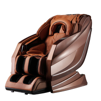 Automatic Shiatsu & Air Pressure Electric Massage Chair Portable