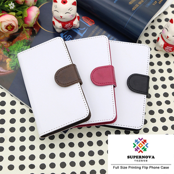 new product ade80 2c9bf Blank Leather Sublimation Phone Case,Custom Leather Wallet Cell Phone  Case,Full Sizes Printing Pu Leather Mobile Phone Cover - Buy Leather  Sublimation ...