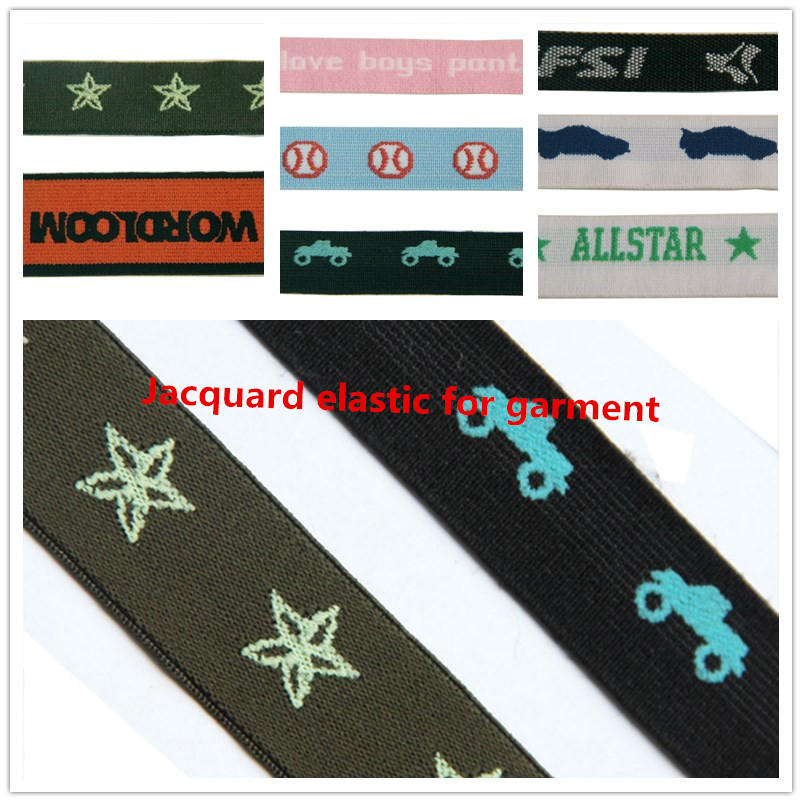 Factory supply all kind of elastic strap for garment