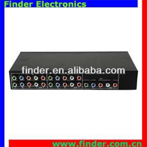 4way component video \u0026 audio switch (yuv,ypbpr,rgb selector) buy4way component video \u0026 audio switch (yuv, ypbpr, rgb selector)
