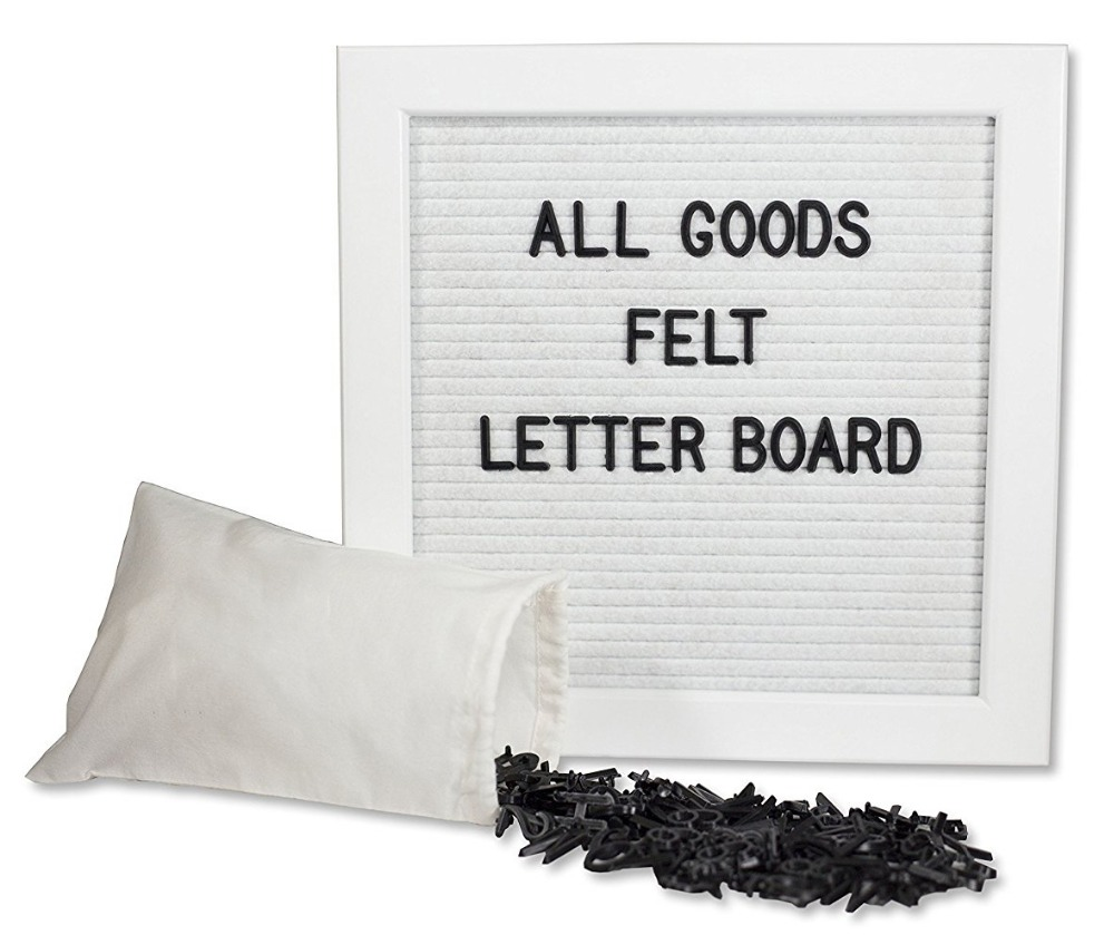 Letter Board Felt, Letter Board Felt Suppliers and Manufacturers at ...
