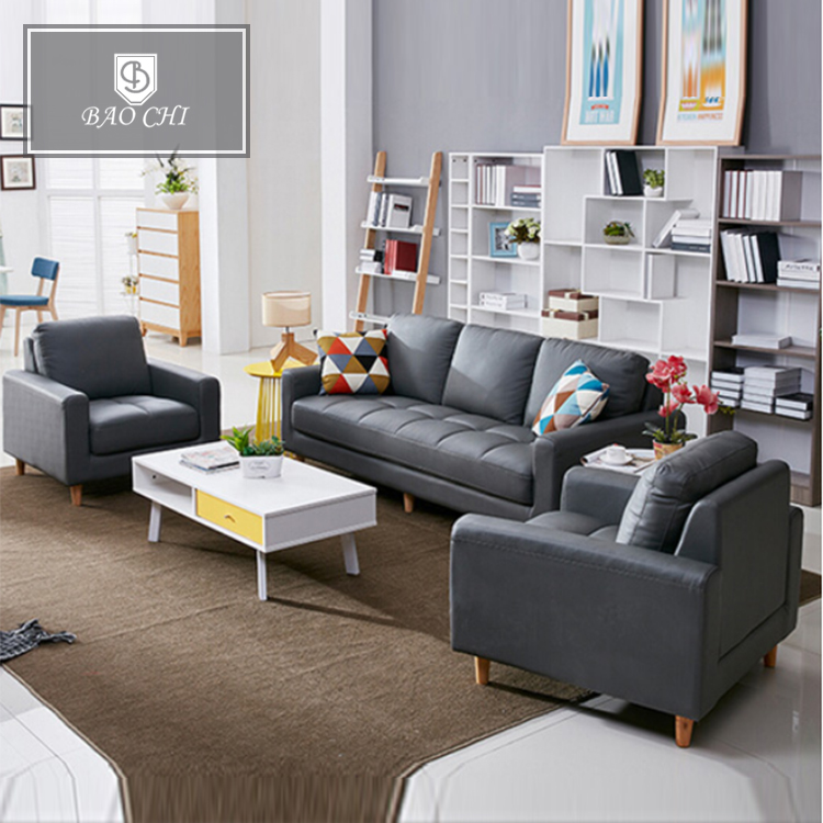 Furniture Living Room Leather Sofas - Buy China Living Room ...
