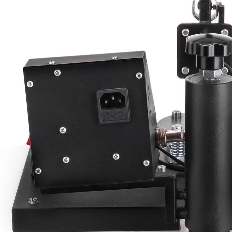 Fabricante 9 em 1 máquina da imprensa do calor da sublimação da tintura de transferência