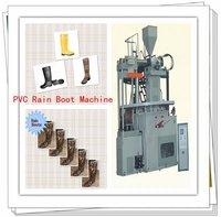 Full automatic pvc rain boot injection molding machine