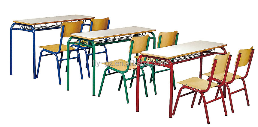 Elementary Classrooms Without Desks : Cheap elementary school desk with chairs children