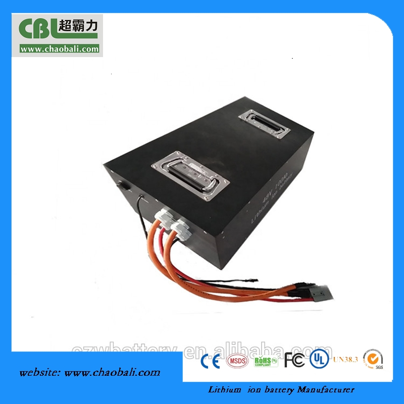 Deep cycle LiFePO4 24V 185Ah battery pack for ups/storage system, with suitable BMS and case