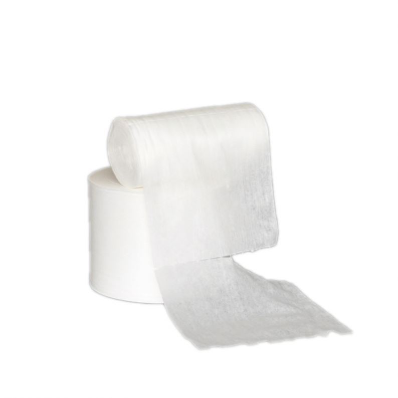 X80 Cleaning Nonwoven Absorbent Spunlace &crosshatch pattern