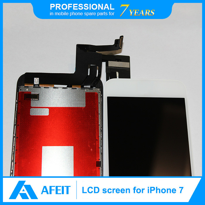AA Quality 100% Guarantee Original Quality Display LCD Screen for iphone 7 LCD screen Ecran Replacement Pantalla Display