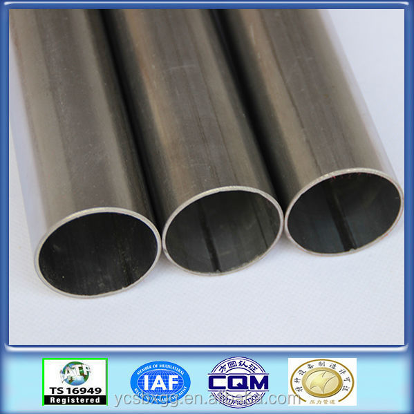 excellent high temperature strength 321 <strong>stainless</strong> steel pipe price per meter