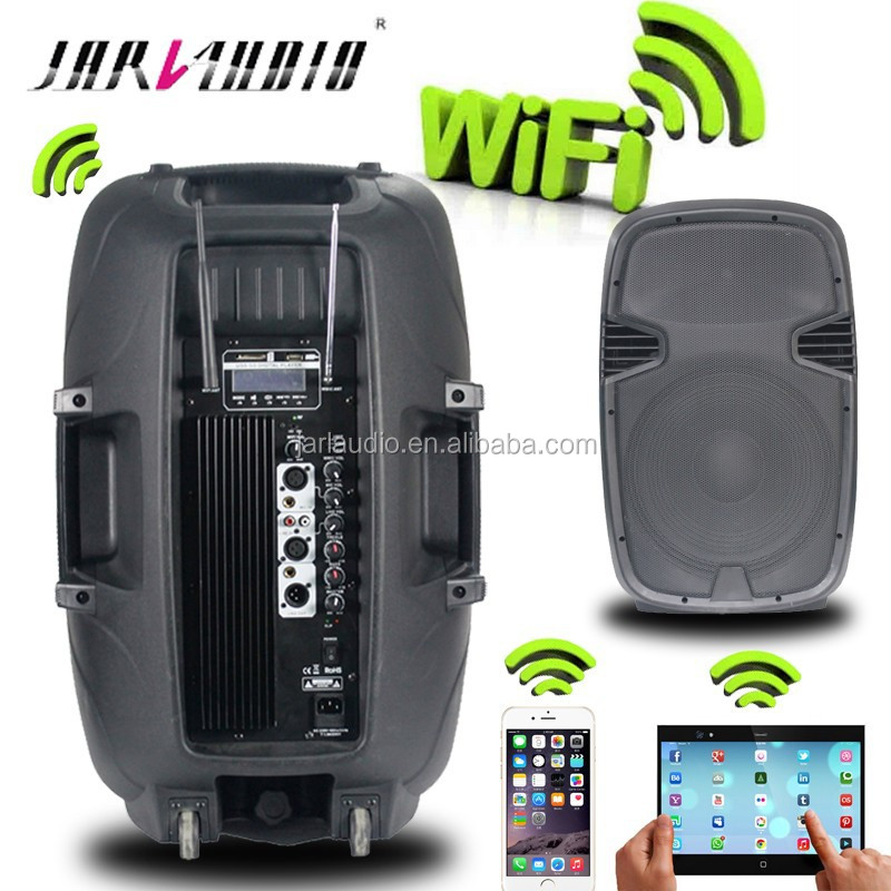 WIFI bluetooth active audio & speaker box