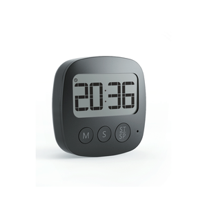 Battery Powered ABS Countdown Mini Digital Count Time RoHS Timer