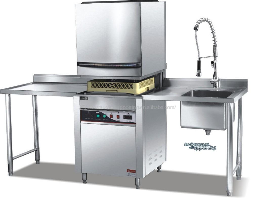Commercial Dishwasher Restaurant Equipment ~ Restaurant used commercial standard kitchen dishwasher for