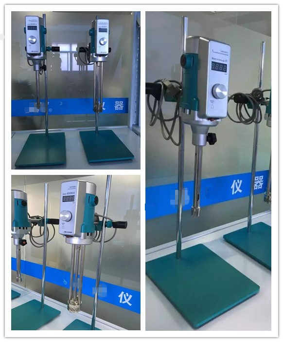KD500S-H(18G) Digital display High speed dispersing emulsifying machine/lab homogenizer
