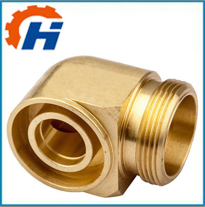 High Precision Brass Part CNC Machining Services