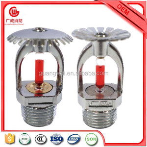 Upright/Pendent/Sidewall fire sprinkler heads prices for automatic fire  fighting system
