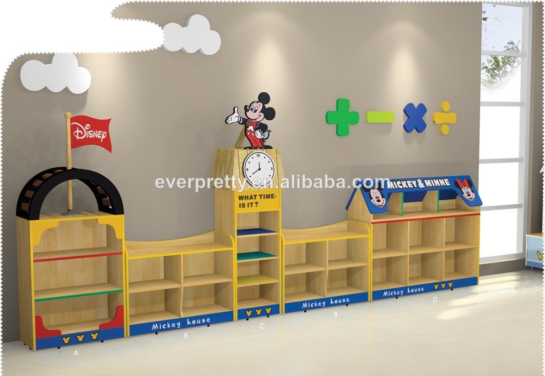 Mickey mouse enfants meubles scolaire des enfants du - Meubles chambres enfants ...