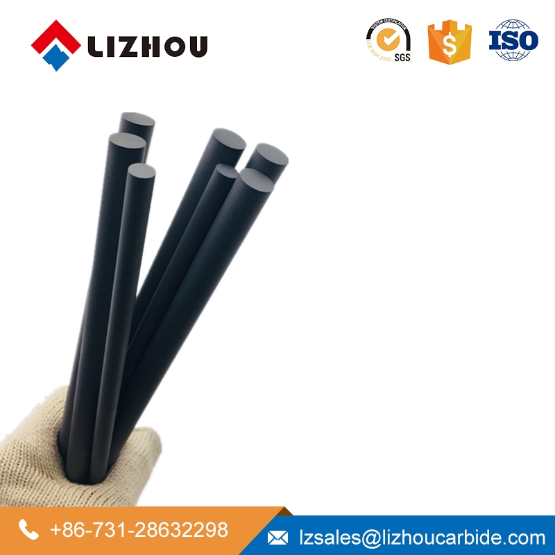 solid unground tungsten carbide rod