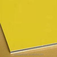 building materials lightweight exterior fireproof Acp wall panels