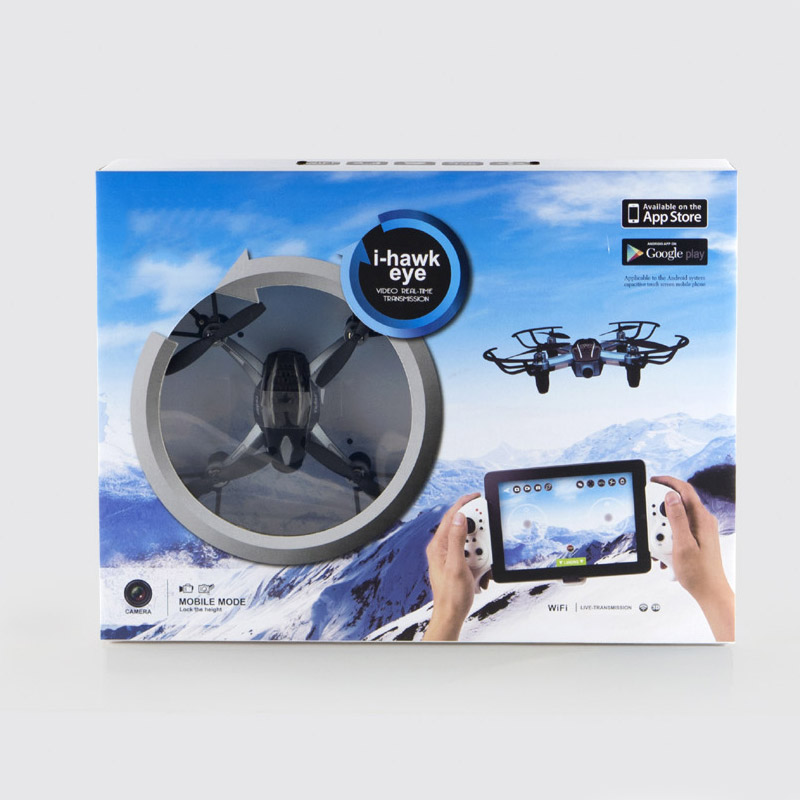 Best selling 2.4G Remote Control 360 Turn Aircraft Toy Flying Drone With Camera For Children