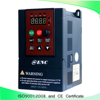 0.25hp-2hp micro size ac drive for constant pressure water supply system