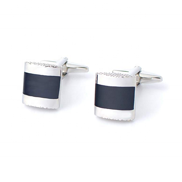 Wholesale Men's Modern Fashion Simple Classic Elegant Designs Business Wedding <strong>Custom</strong> Blank Stainless Steel <strong>Cufflinks</strong>