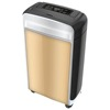 OL-009D 20 Pint Air Dryer Dehumidifier Portable with Inoizer Timer 2 Speed Fan Automatic Shut Off Ideal for Home
