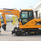 Mini crawler excavator with YANMAR engine