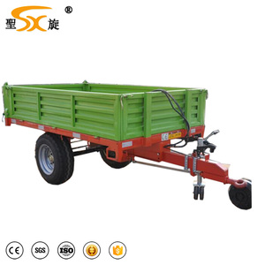 China supplier Shengxuan 1 ton tractor trailer small trailer price