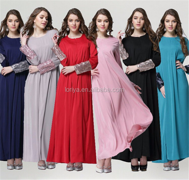e09bcf05970 Maxi Dress Soft Casual Clothing Indonesia Muslim Dress - Buy Maxi ...
