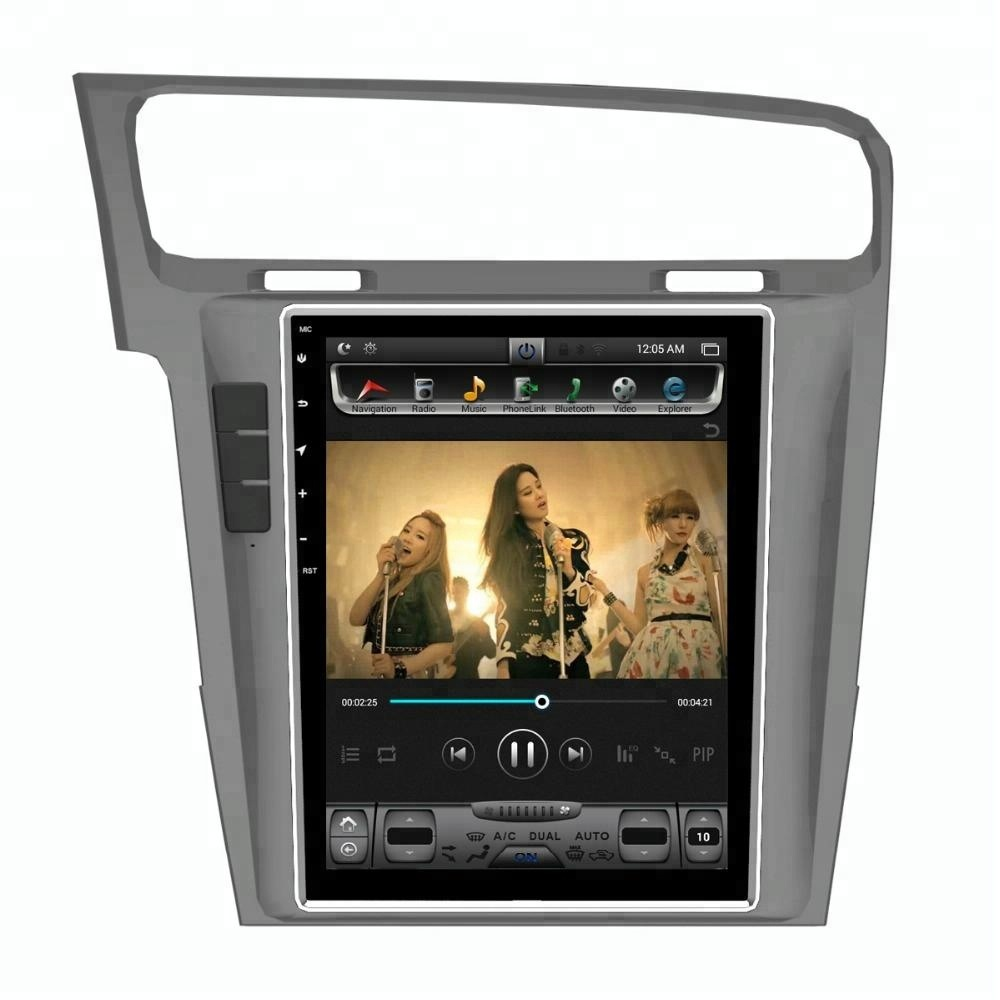 Factory Oem Android Px3 Car Gps Dvd Player Radio Audio With Wifi Bt,For Vw  Golf 7/ - Buy For Vw Golf 7,Oem Captiva Car Audio,Car Audio For Honda City