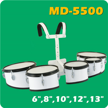 Quintuple Marching Tom Drums - Buy Cheap Marching Drums,Junior Marching  Drum,Marching Drum Carrier Product on Alibaba com