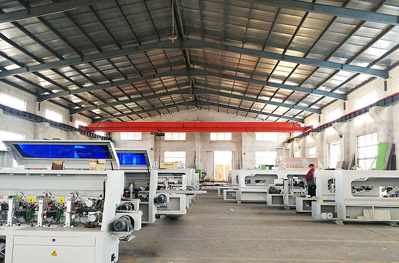 Automatic mdf wood pvc tape edge bander with best price for sale