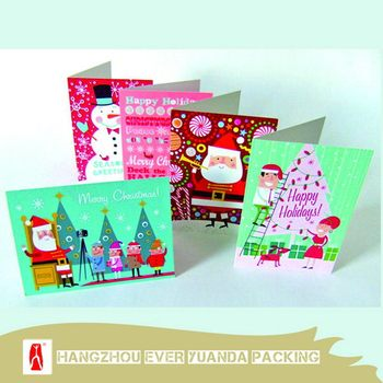 cheap paper and card, Greeting card
