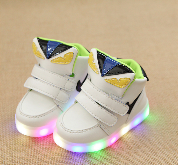 Hot Selling New Style Sneakers Shoes Kids Shoes Casual Flat Boy Girl Shoes