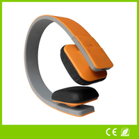 colorful headband Style Stereo ear bud bluetooth/cheapest Headphone in china /basic style BT Earphone