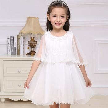 Robe de petite fille princesse