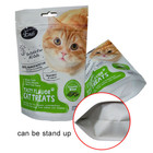 Hot sale customer printed aluminum foil plastic dog cat pet food bag.