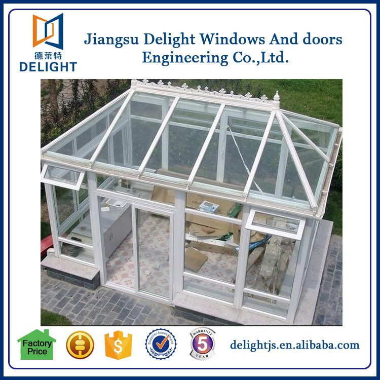 Lowe S Sunrooms: Safety Tempered Glass Aluminium Lowes Sunrooms With Curved