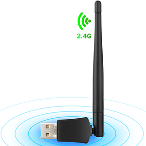 802.11N 2.4GHz 300M USB 2.0 MediaTek MT7603 Wireless WiFi Adapter