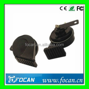 Focan wholesale Snail shell air horns truck mini component