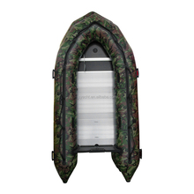 SA series camo pattern military inflatable pvc boat sea sport rowing boat