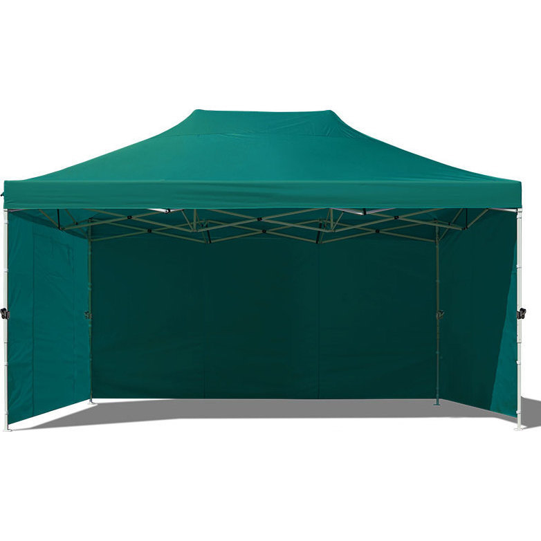 3x4.5 Customized printed trade show folding outdoor pop-up tent