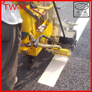 Zebra Crossing Road Marking Machine